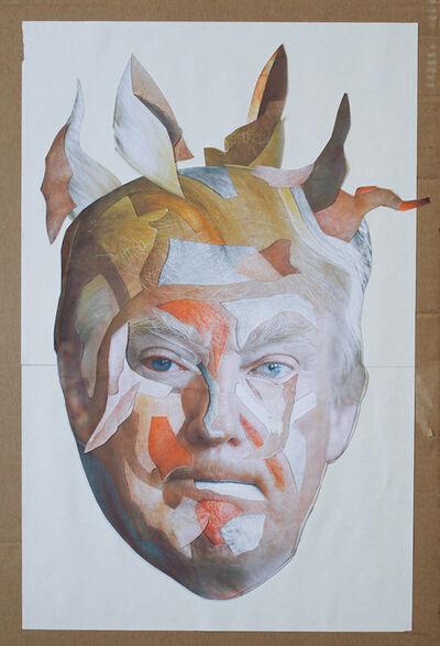 Markus Wülbern, 'Donald J Trump ', 2019