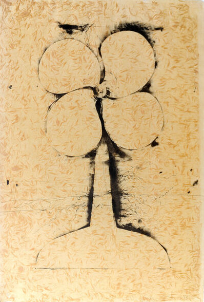 Jim Dine, 'The Plant Becomes a Fan V', 1974/5