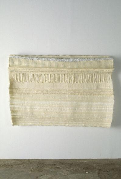Drew Shiflett, 'Sheet With Ribbing and Trough', 2003