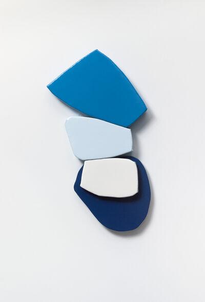 Justin Adian, 'Blue Falls', 2019