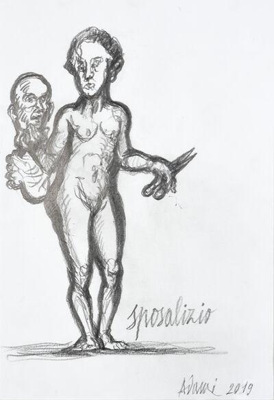 Valerio Adami, 'Sposalizio', 2019