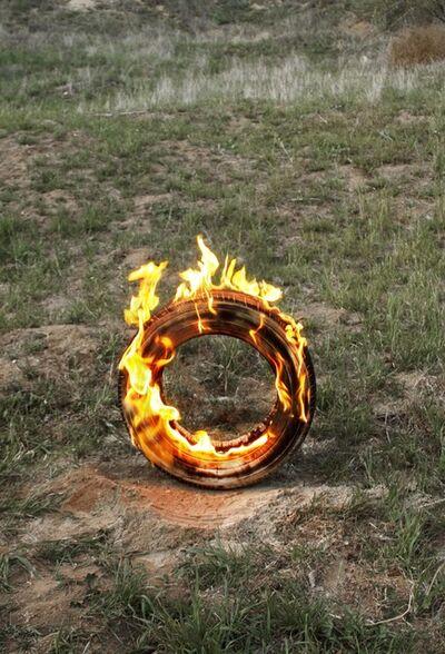 Rowan Smith, 'Untitled (Burn)', 2012