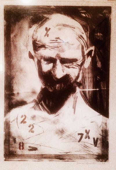 Tom Bennett, 'Bald', 1995