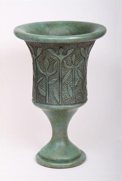 Judy Kensley McKie, 'Flower Urn', 2012