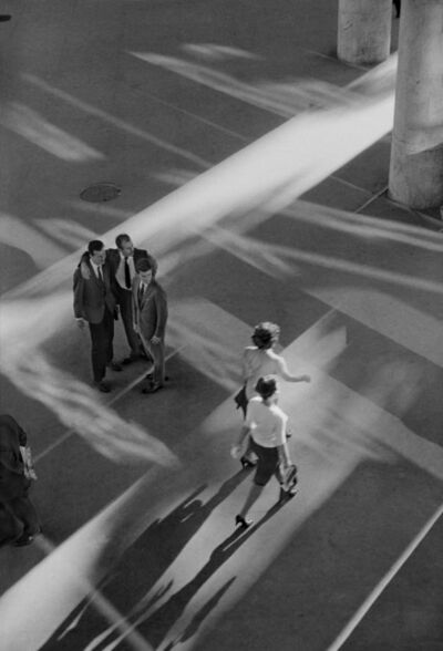 René Burri, 'Ministry of Health, planned by architect Oscar Niemeyer. Rio de Janeiro, Brazil.', 1960