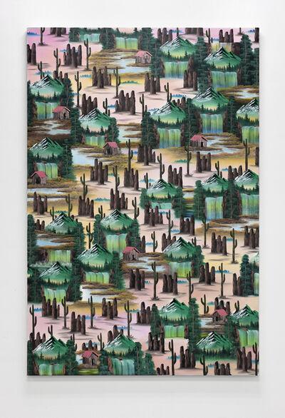Neil Raitt, 'Mountain Waterfall', 2016