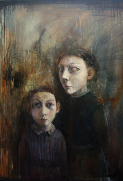 Bobbie Russon, 'The Survivors', 2015