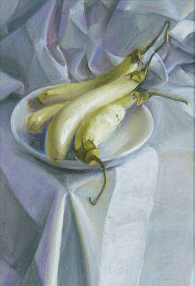 Janet Monafo, 'White Eggplants'