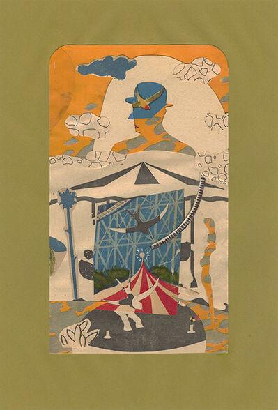 Lou Beach, 'Le Cirque Du M. Arem', 2018-2019