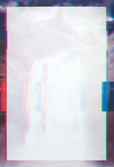 Christian Eckart, 'Waterfall 2', 2019
