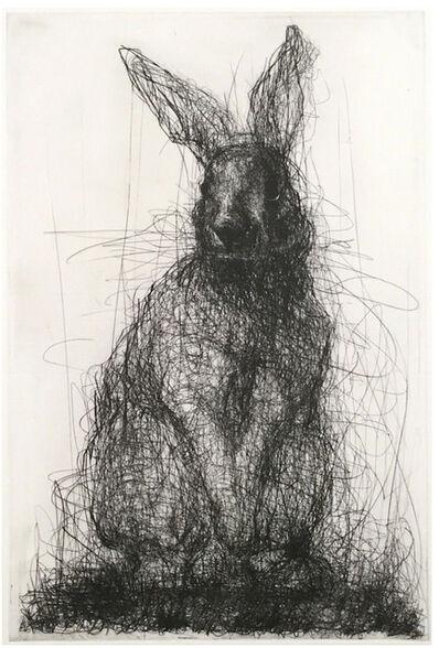 Susan Siegel, 'Rabbit', 2018