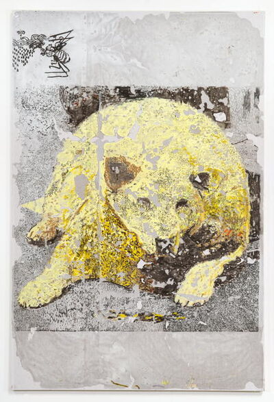 JPW3, 'Buster', 2018
