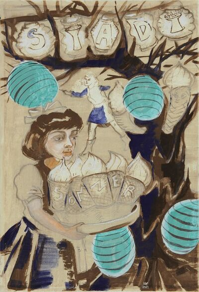Rosa Loy, 'Sommer', 2010