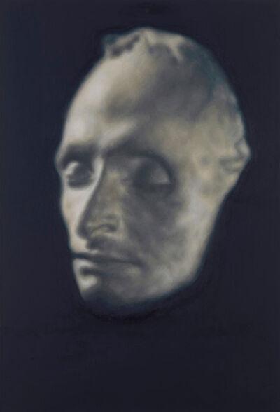 Y.Z. Kami, 'Masque mortuaire de Pascal (Pascal's death masque)', 2017