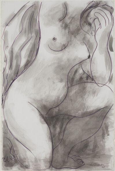 Baltasar Lobo, 'Nude', 1948