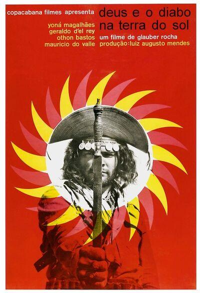 Rogério Duarte, 'Deus e o Diabo na Terra do Sol', 1964