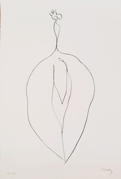 Ellsworth Kelly, 'Algue (Seaweed)', 1965-1966