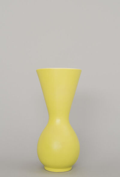 Pol Chambost, 'Great ceramic vase', ca. 1955