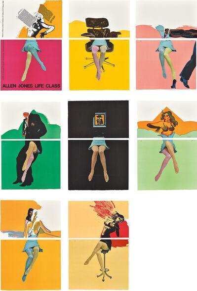 Allen Jones, 'Life Class', 1968