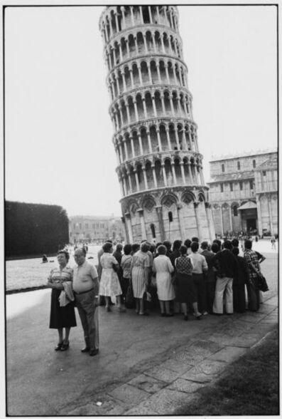 Elliott Erwitt, 'Pisa', 1976