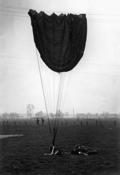 Robert Capa, 'American paratroopers. Wesel, Germany. ', 1945