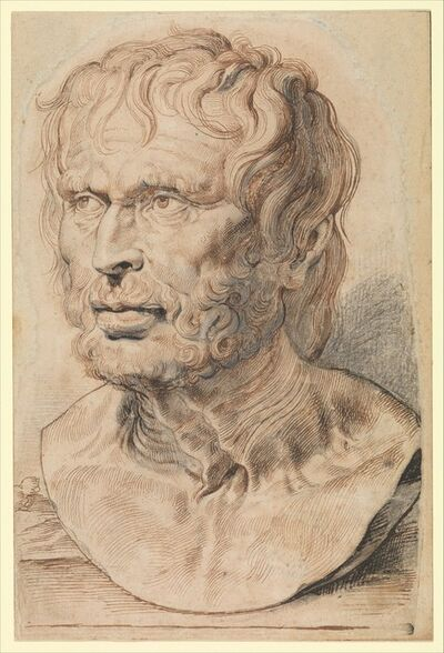 Peter Paul Rubens, 'Bust of Pseudo-Seneca', 1600–1626