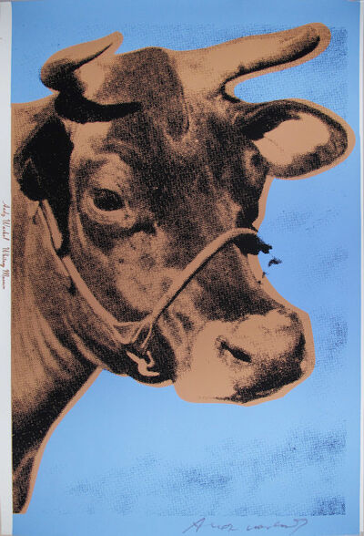 Andy Warhol, 'Cow II.11A', 1971