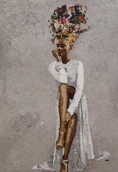 Hossam Dirar, 'Nefertiti', 2018