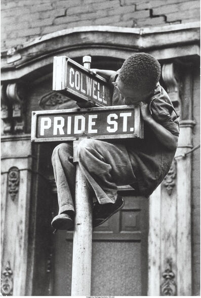 W. Eugene Smith, 'Pride Street, Pittsburgh', 1955