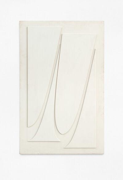 Karl Heinz Adler, 'Schattenlineaturen', 1989