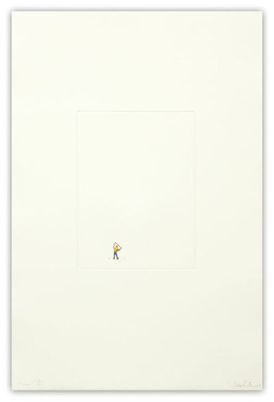 Liliana Porter, '1 cm. (One Centimeter)', 2004