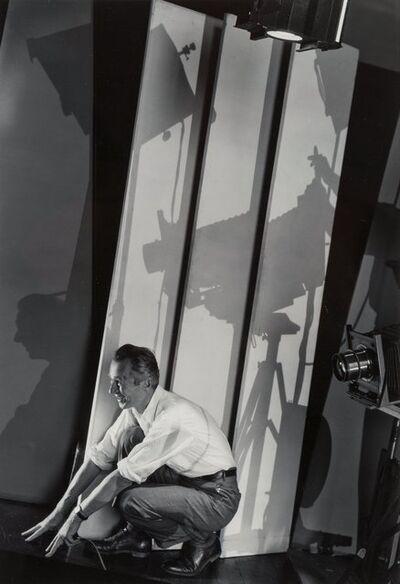 Edward Steichen, 'Self-Portrait with Photographic Paraphenalia, New York', 1929