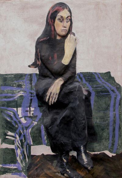 Ion Grigorescu, 'Mariuca Iosifescu', 1974