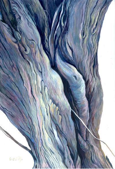 Gillian Bradshaw-Smith, 'Finding Daphne #27 (Split)', 2014