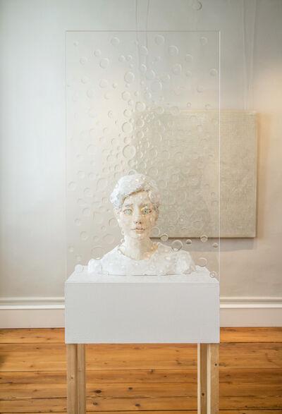 Hirofumi Fujiwara, 'utopian (greeneyes)', 2020