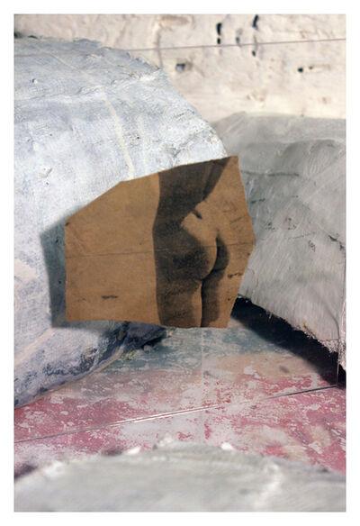 Bessie Kunath, 'Total Floater (Butt)', 2013