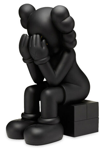KAWS, 'Passing Through (Black)', 2013