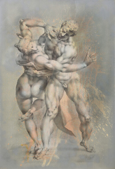 Egor Ostrov, 'Ratto delle sabine (after Jan Harmens Mueller)', 2018