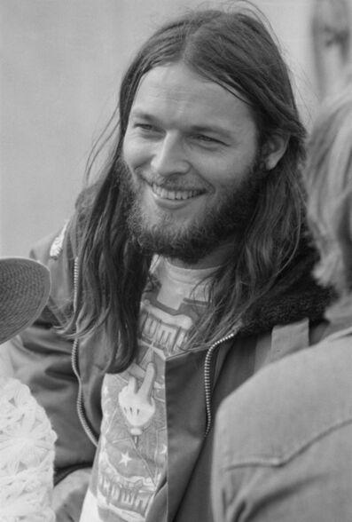 Michael Putland, 'David Gilmour', 1974