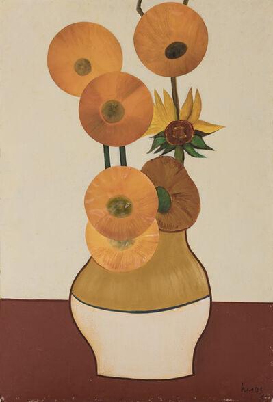 Ana Mercedes Hoyos, 'Girasoles', 1986