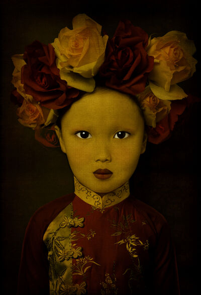 Drew Tal, 'Royalty in Waiting (Female)', 2015