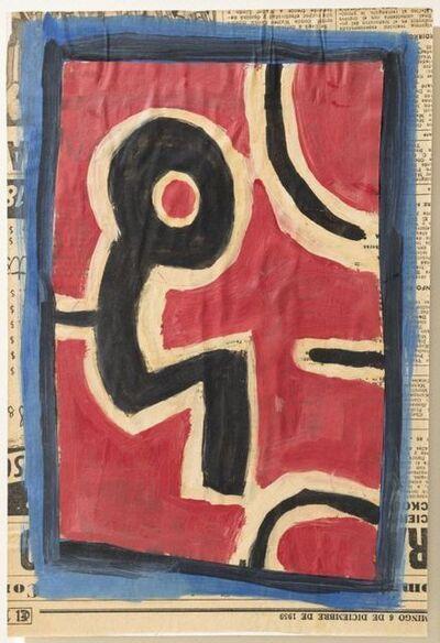 Miguel Ángel Pareja, 'Composición I', 1956