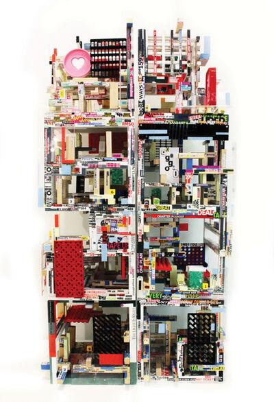 Choy Chun Wei, 'Shopping Ghettoes - Absolute Towers', 2010-2011