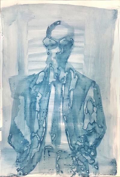 Irfan Önürmen, 'Man with Glasses', 2016