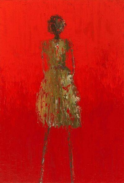 René Romero Schuler, '77', 2019