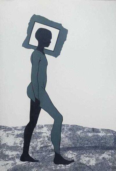 David Thuku, 'Untitled VIII (Motion)', 2019