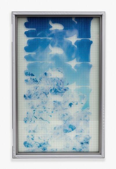 Chris Bradley, 'Freezer Door (ICEICEICE)', 2014
