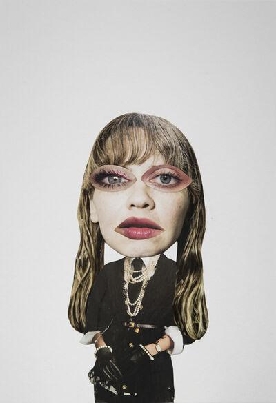 Cathy Immordino, 'Head Jennifer 1', 2019