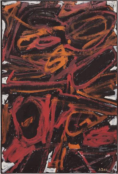 Jean Dubuffet, 'Idéoplasme I', 1984