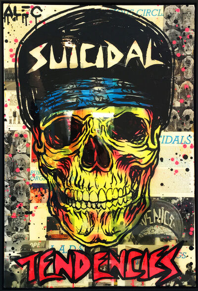 Alec Monopoly, 'Suicidal Tendencies'